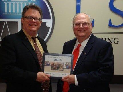 LSSM Managing Attorney Joe Hills Recognized by Habitat